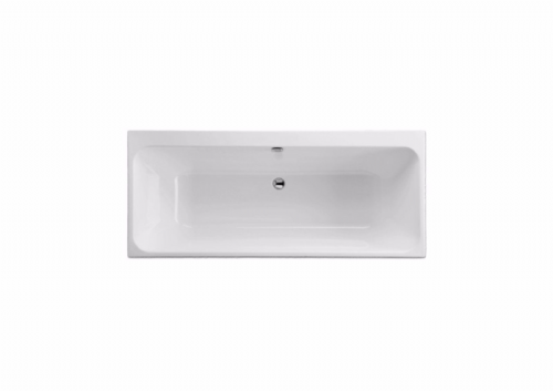 Carron Profile Duo 1600 x 700mm Double Ended Bath